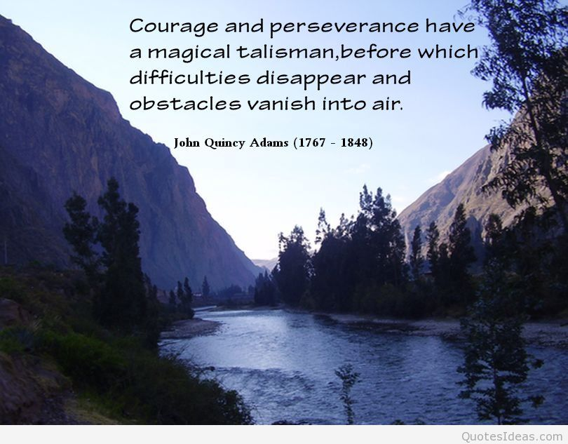 Fantastic Courage Sayings