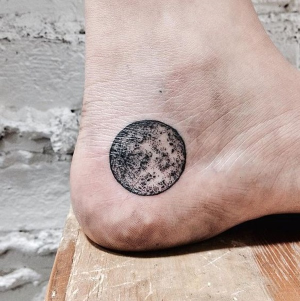 Fantastic Dotwork Tattoo
