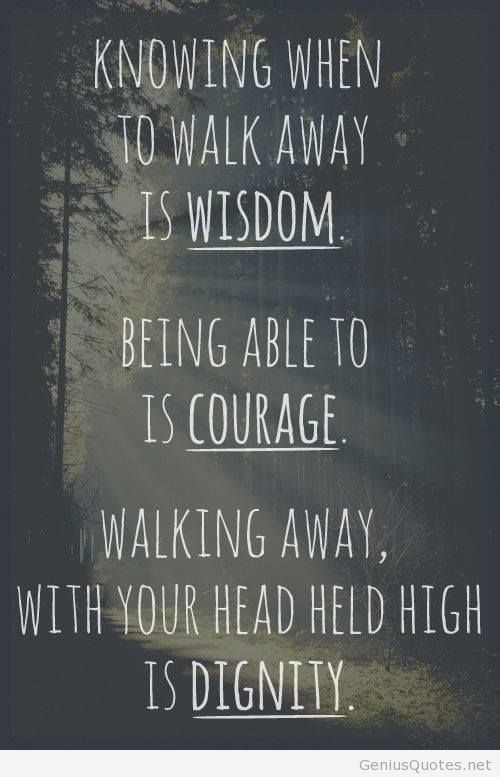 Good Courage Quotations