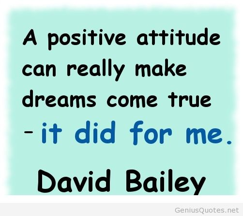 Incredible Attitude Sayings and Quotations