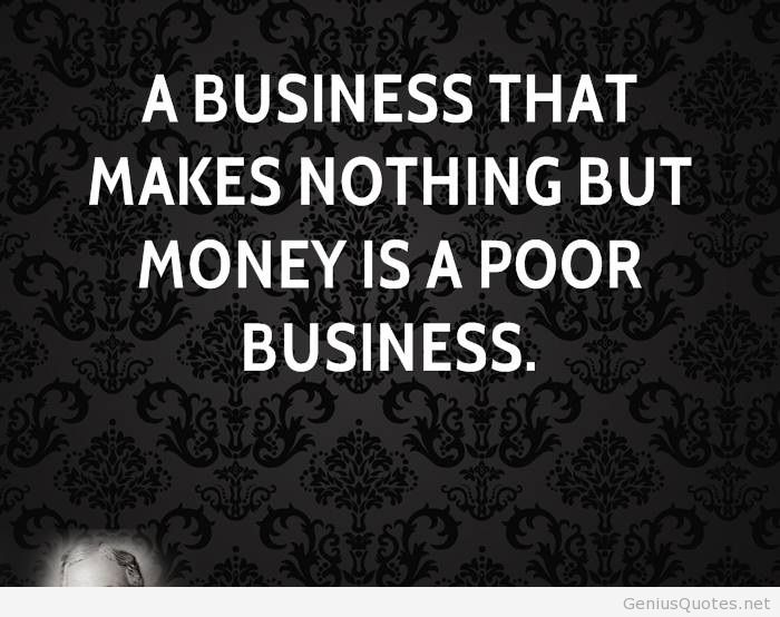 Incredible Business Quotations