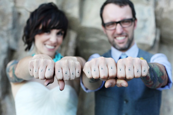 Incredible Couple Tattoos Designs