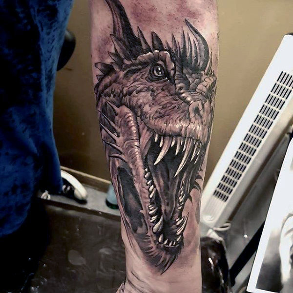 Latest Dragon Tattoo