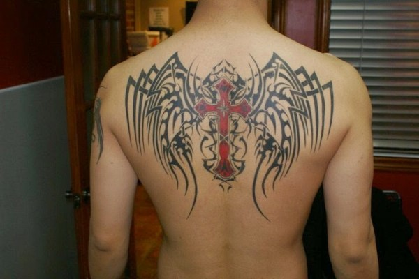 Marvelous Cross Tattoo Designs