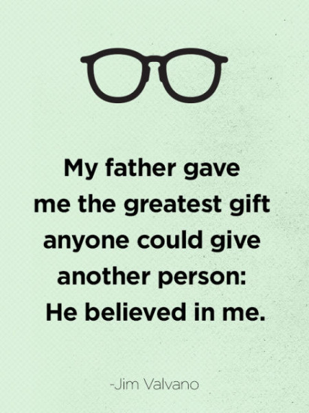 Marvelous Dad Quotations