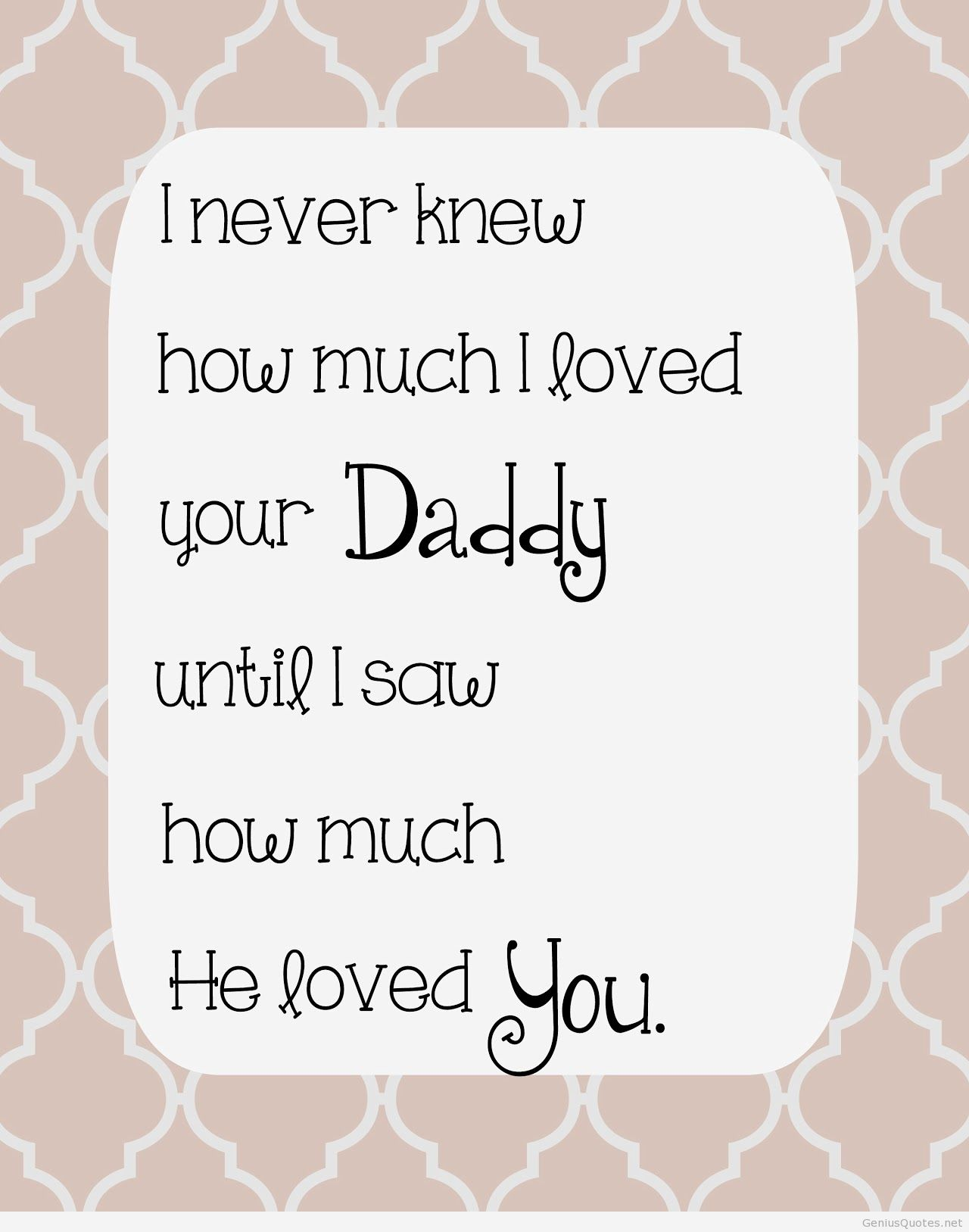 Marvelous Dad Quotes