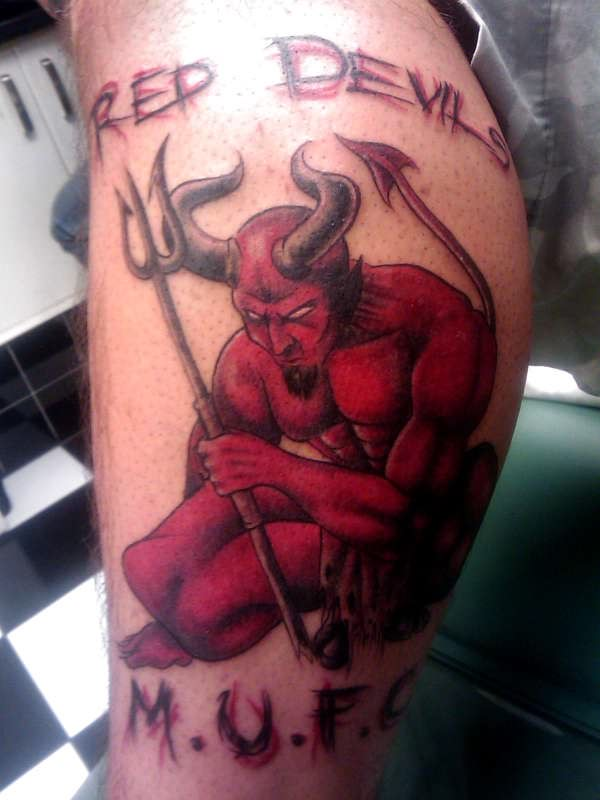 Marvelous Devil Tattoos Designs