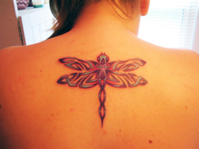 Marvelous Dragonfly Tattoo Ideas