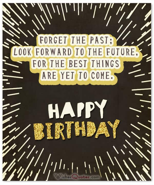 Mind Blowing Birthday Quotations