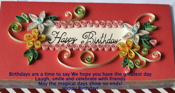 New Birthday Quotations
