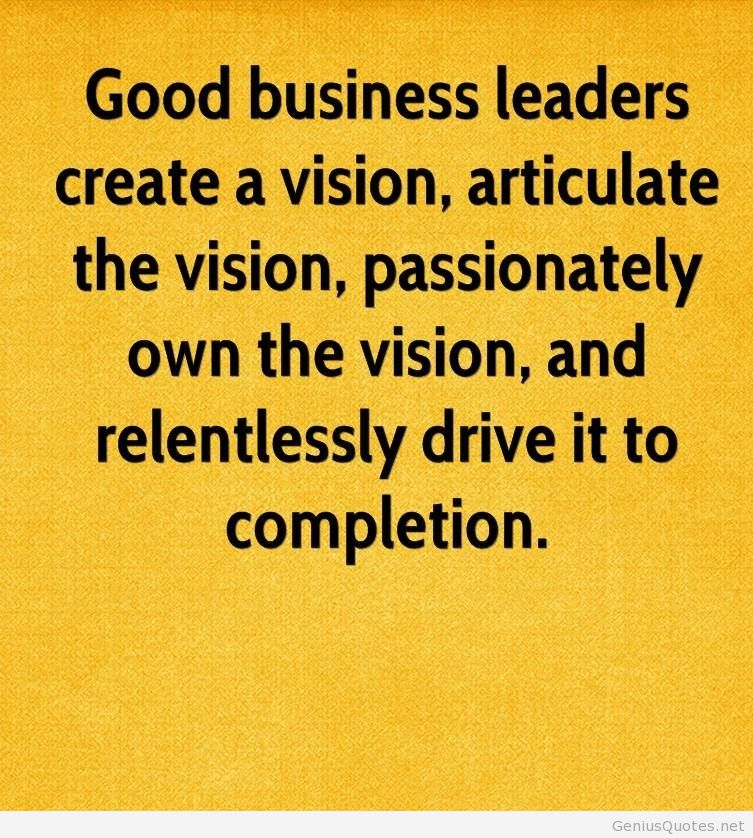 New Business Quotes
