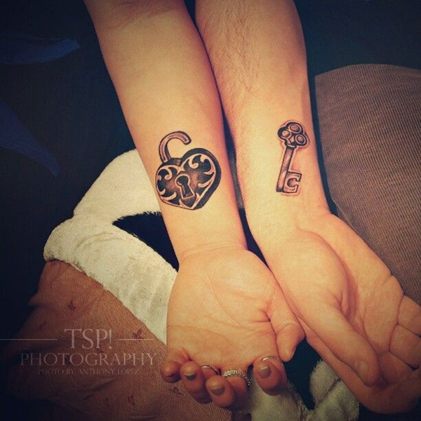 New Couple Tattoo