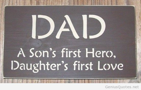 New Dad Quotation