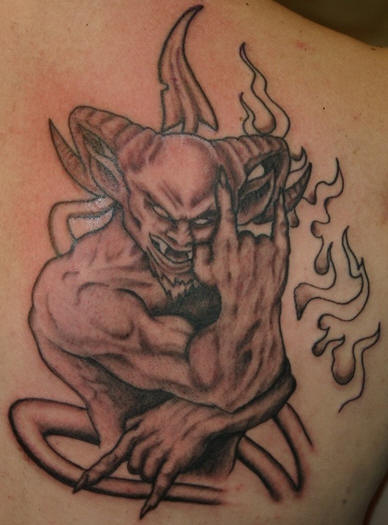 New Devil Tattoos Design