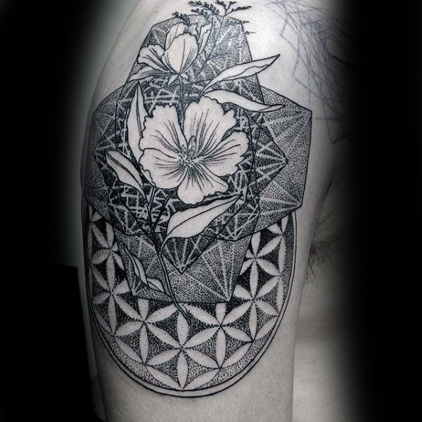 New Dotwork Tattoos Design