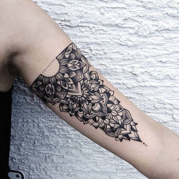 Nice Dotwork Tattoos
