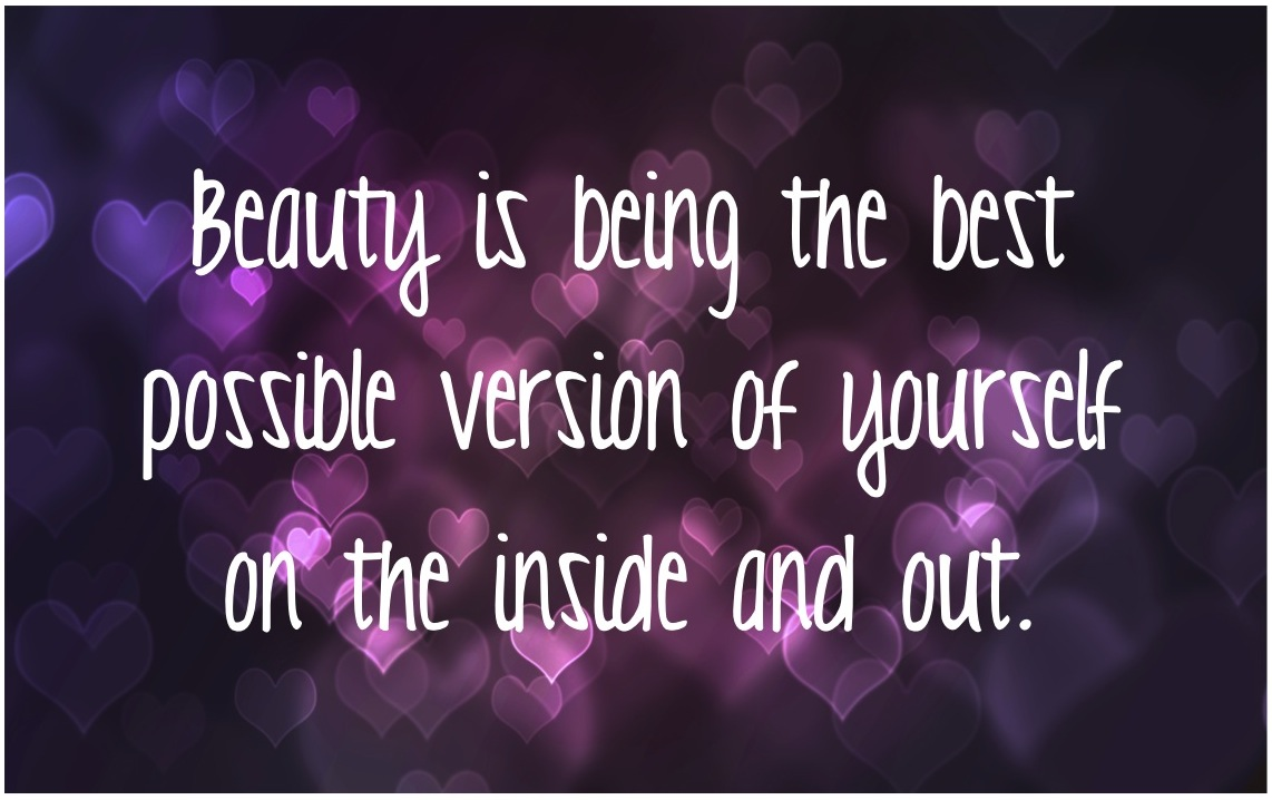 Outstanding Beauty Quotes