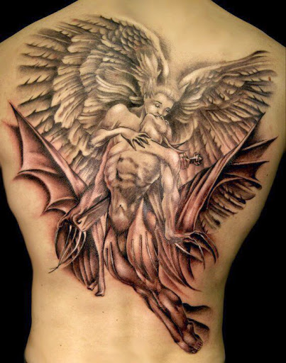 Outstanding Demon Tattoos Designs