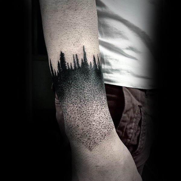 Outstanding Dotwork Tattoo Ideas