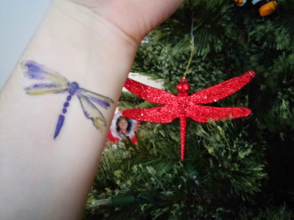 Outstanding Dragonfly Tattoo Ideas