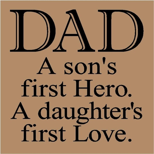 Stunning Dad Quotes