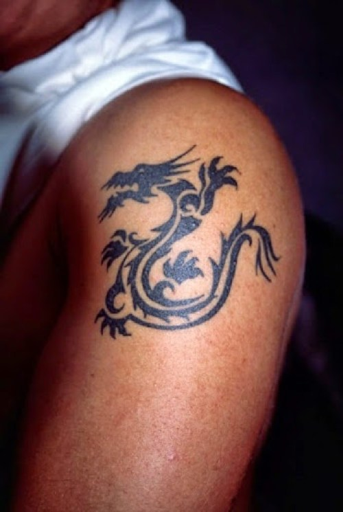 Stunning Dragon Tattoo Designs