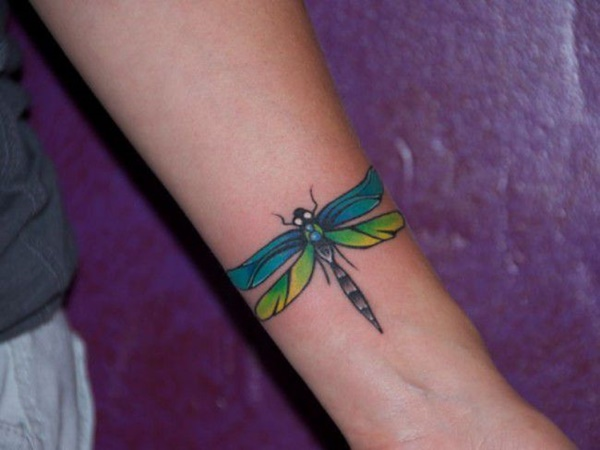 Stunning Dragonfly Tattoos Ideas