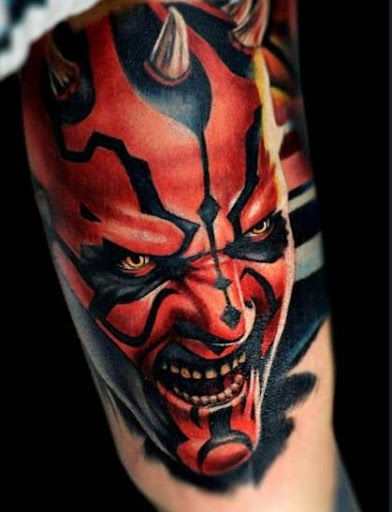 Superb Devil Tattoos Designs