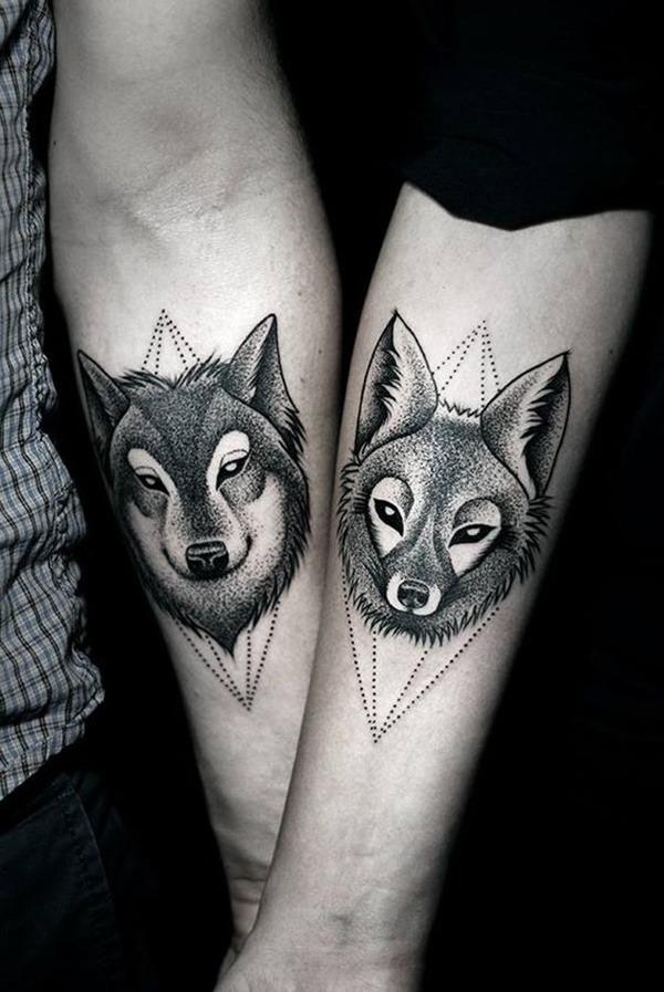Terrific Dotwork Tattoos