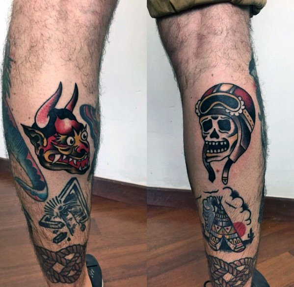 Wonderful Devil Tattoo
