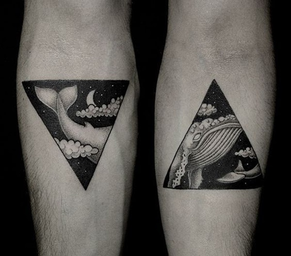 Wonderful Dotwork Tattoos Design