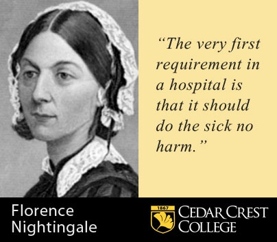 75 Elegant Quotes By Florence Nightingale For Your Success Segerios